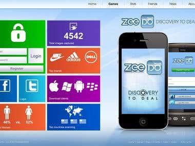 Zeedo for client