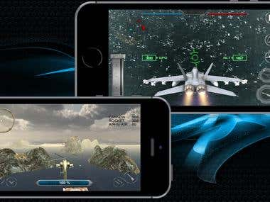 Flight Fighter Games