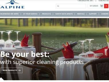 alpinechem.com