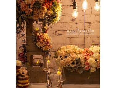 Lifestyle - Events and Floral