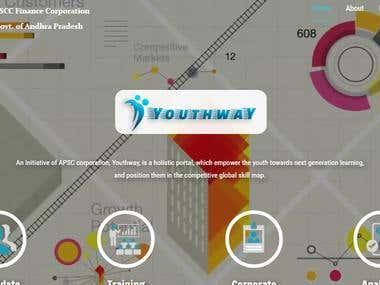 Youthway holistic portal- APSCC Finance corporation