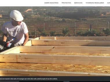 Página web Proyecto Imhotep