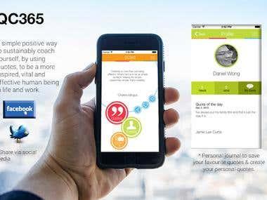 quote app qc365