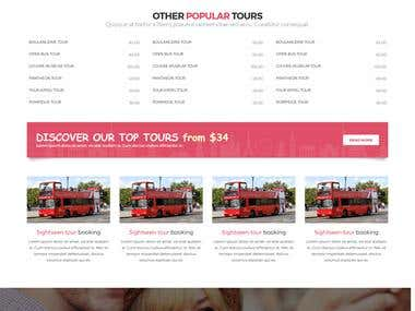 Packages For Tours - RBS Tours