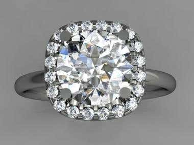 3 D Jewelery designs