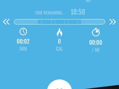 Running Trainer App