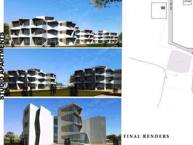 Studio Apartments, Raipur