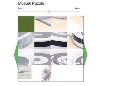 Picture Puzzle in HTML5