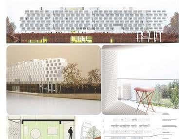 Student Residence design