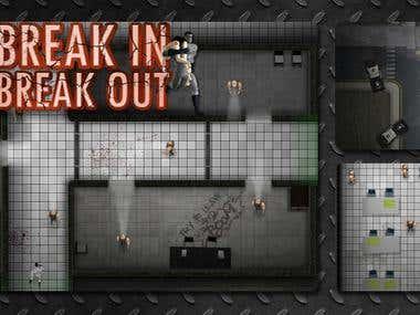 Break in Break out - Art/Animation for online Game