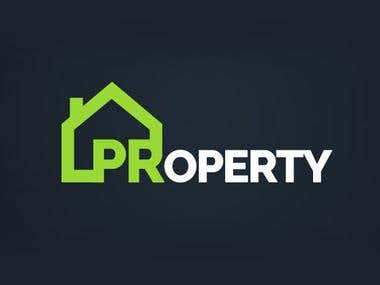Logo for property tycoon company