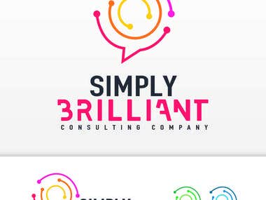 Logo Design Simply Brillant