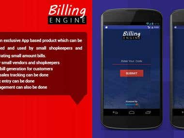Xamarin-Billing Engine