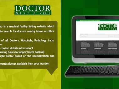 DoctorNext2You : An Online Doctors directories