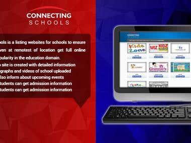 ConnectingSchools  - Schools Directory