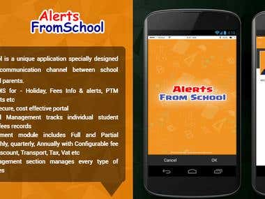 Xamrin - AFS - Mobile APP For Schools