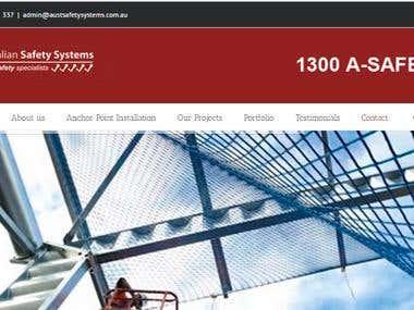 Australian Safety System