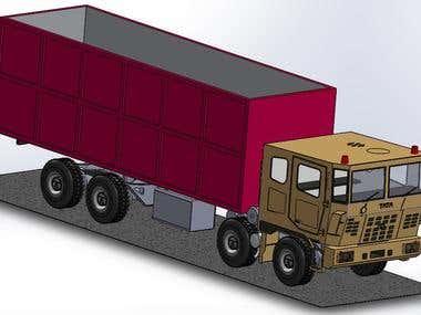 3D Truck Generation