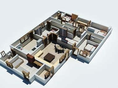 3Dsmax renders