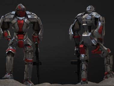 Death squad bot