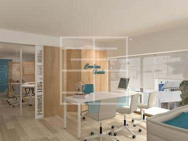 OFFICE DESIGN IN GREECE