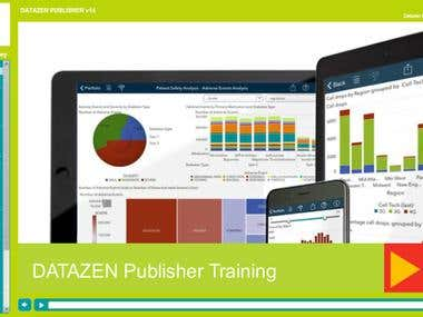 HOW TO BUILD PERFORMANCE DASHBOARD USING DATAZEN PUBLISHER