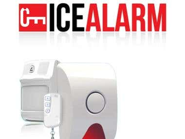 Ice Alarm Logo