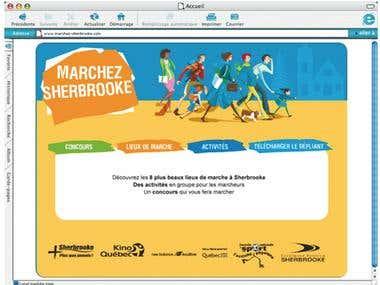 Marchez Sherbrooke