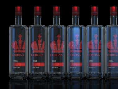 Vodka Corona - the past through the prizm of the present