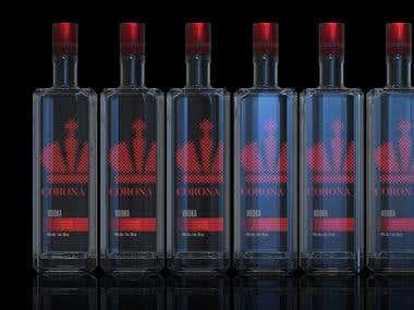 Vodka Corona - the past through the prizm of the present