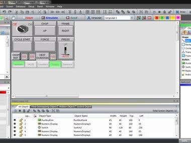 C-more Scada Software, CLICK PLC