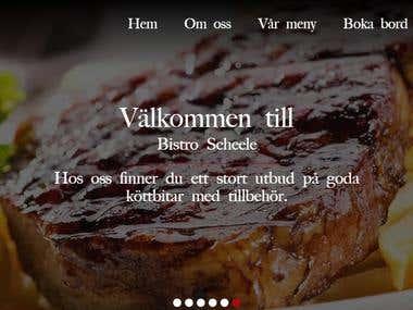 Restaurant Bistro Scheele