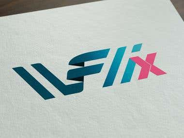 Logo for WebFlix