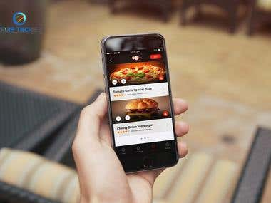 Online Food Delivery Application