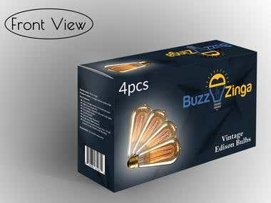 Packaging for BuzzZinga