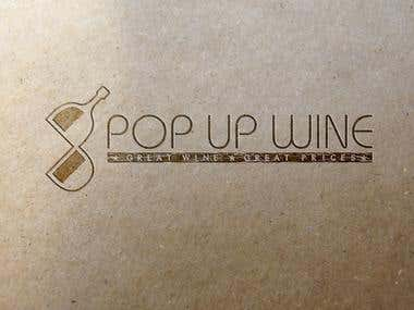 POP UP WINE