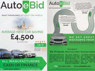 Car Broker Leaflet