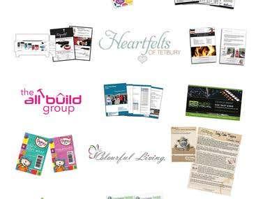 Logo Design, Branding & Marketing Materials