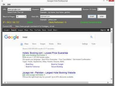 Google Click Professional