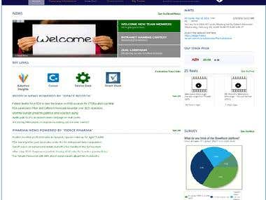 Office 365 Intranet site (Performance Improvement)