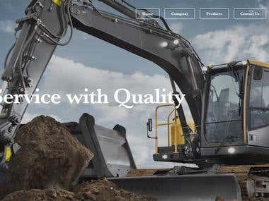 Rajdhani Trader - Website Design & Development
