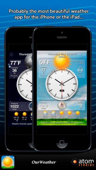 IOS Application - Weather Forecast