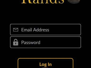 My Krugerrands (Wesite admin panel, android , iOS version)