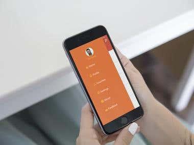 UI design Food App