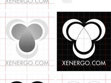 Projekt Logo - księga znaku