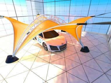 Studio Renders 3D