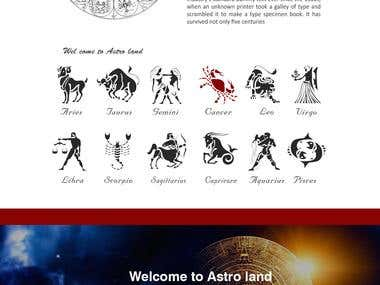 Astro Land
