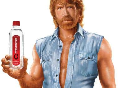 C Force by Chuck Norris