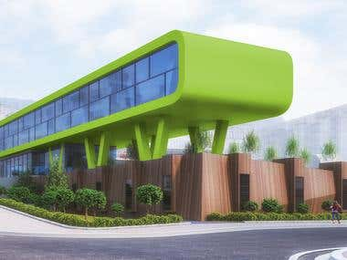 Architectural design and visualization