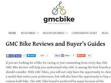 GMC Best Mountain Bikes